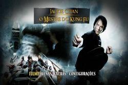 DVD O MESTRE DO KUNG FU - JACKIE CHAN