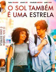 DVD O SOL TAMBEM E UMA ESTRELA - JOHN LEGUIZAMO