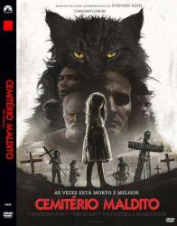 DVD CEMITERIO MALDITO  - JOHN LITHGOW