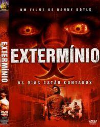 DVD EXTERMINIO - BRENDAN GLEESON