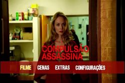 DVD COMPULSAO ASSASSINA - HEATHER GRAHAM