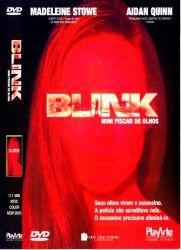 DVD BLINK - NUM PISCAR DE OLHOS - AIDAN QUINN