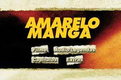 DVD AMARELO MANGA - DIRA PAES