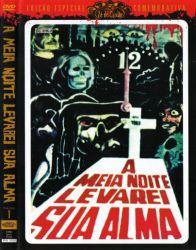DVD A MEIA NOITE LEVAREI SUA ALMA - ZE DO CAIXAO