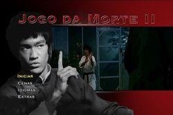 DVD JOGO DA MORTE 2 - BRUCE LEE