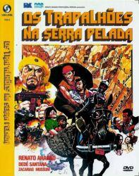 DVD OS TRAPALHOES NA SERRA PELADA