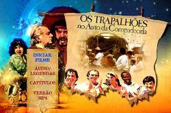 DVD OS TRAPALHOES NO AUTO DA COMPADECIDA