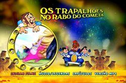DVD OS TRAPALHOES NO RABO DO COMETA