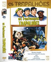 DVD OS TRAPALHOES - OS FANTASMAS TRAPALHOES