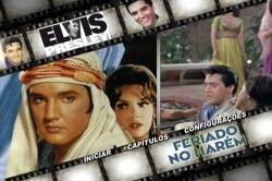 DVD FERIADO NO HAREM - ELVIS PRESLEY - 1965