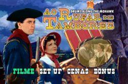 DVD AO RUFAR DOS TAMBORES - HENRY FONDA
