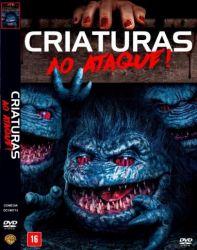 DVD CRIATURAS AO ATAQUE