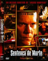 DVD SENTENÇA DE MORTE - KEVIN BACON