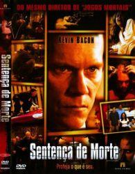 DVD SENTENÇA DE MORTE - KEVIN BACON