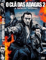 DVD O CLA DAS ADAGAS 2 - A BATALHA INFERNAL