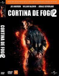 DVD CORTINA DE FOGO 2 -  WILLIAM BALDWIN