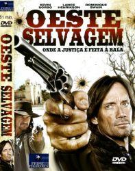 DVD OESTE SELVAGEM - KEVIN SORBO