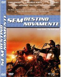 DVD SEM DESTINO NOVAMENTE - MICHAEL NOURI