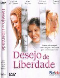 DVD DESEJO DE LIBERDADE - SOPHIA LOREN