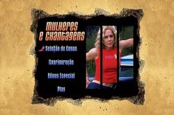 DVD MULHERES E CHANTAGENS - MARK WILLIAMS