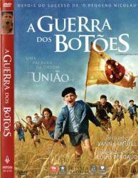 DVD A GUERRA DOS BOTOES - ALAIN CHABAT