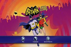 DVD BATMAN - O RETORNO DA DUPLA DINAMICA