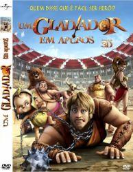 DVD UM GLADIADOR EM APUROS