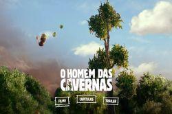 DVD O HOMEM DAS CAVERNAS