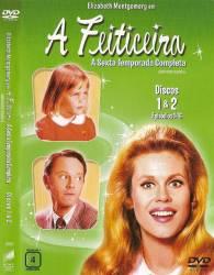 DVD A FEITICEIRA - 6 TEMP - 4 DVDs