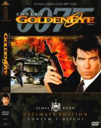 DVD 007 - CONTRA GOLDENEYER