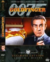 DVD 007 - CONTRA GOLDFINGER