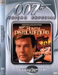 DVD 007 - CONTRA O HOMEM COM A PISTOLA DE OURO