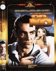 DVD 007 - CONTRA O SATANICO DR NO