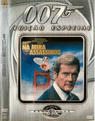 DVD 007 - NA MIRA DOS ASSASSINOS
