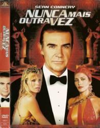 DVD 007 - NUNCA MAIS OUTRA VEZ - LEGENDADO