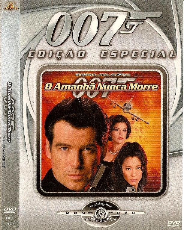 Spacetrek66 Dvd 007 O Amanha Nunca Morre
