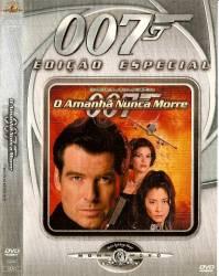 DVD 007 - O AMANHA NUNCA MORRE