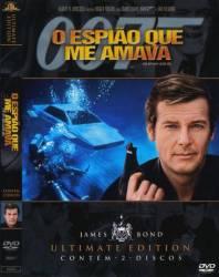 DVD 007 - O ESPIAO QUE ME AMAVA