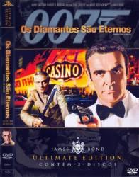 DVD 007 - OS DIAMANTES SAO ETERNOS
