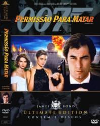 DVD 007 - PERMISSAO PARA MATAR