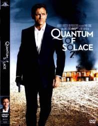 DVD 007 - QUANTUM OF SOLACE