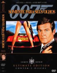 DVD 007 - SOMENTE PARA SEUS OLHOS