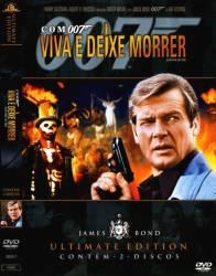DVD 007 - VIVA E DEIXE MORRER