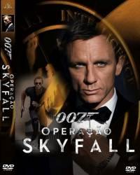 DVD 007 OPERAÇÃO SKYFALL