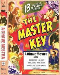 DVD A CHAVE MESTRA 1945 - CLASSICO - 2 DVDs