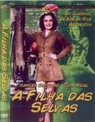 DVD A FILHA DAS SELVAS - 1941