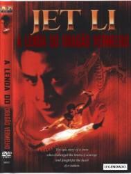 DVD A LENDA DO DRAGAO VERMELHO - JET LI