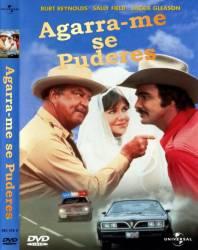 DVD AGARRA-ME SE PUDERES