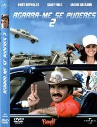 DVD AGARRA-ME SE PUDERES 2 - DUBLADO
