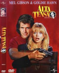DVD ALTA TENSAO - MEL GIBSON - DUBLADO